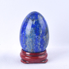 Undrilled lapis Lazuli Stone Yoni Eggs Massage Jade egg to Train Pelvic Muscles Kegel Exercise