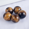 Natural Tiger Eye Stone Crystal Ball Sphere